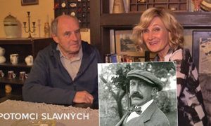 Vnuk malíře Adolfa Kašpara (+56): Dědu zabila mrtvice při malování
