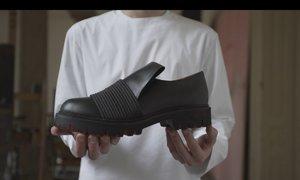 Česká móda: Mladý talent míří s návrhem bot rovnou do světa