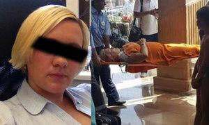 Klinická smrt! Už není naděje! Lenka pobodaná v Egyptě teroristou prohrává boj o život