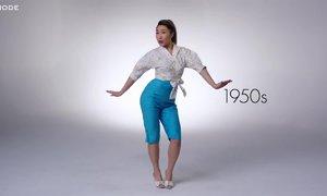 Jak se měnilo sportovní oblečení v průběhu 100 let?