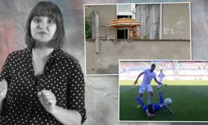 LIGA NARUBY: Jak sledují fotbal borci? A co odhalil ruchový mikrofon?