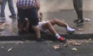 Drastické záběry z Barcelony: Na zemi leží zranění i mrtví lidé