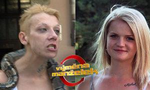 Napadená Sabina ze šokující Výměny: Na hadí ženu si došlápla sociálka! Dcera našla jehly...