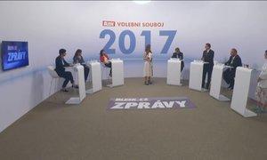 Politici v debatě Blesku: Na důchody už nejsou peníze, ať vám pomůžou děti nebo si spořte