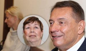 Jiří a Petra Paroubkovi před soudem kvůli Margaritě, přišla i ex Zuzana! Prozradila detaily!