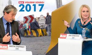 Zátarasy v centru Prahy, autobus na Karlově mostě: Politici v debatě Blesk.cz řešili bezpečnostní opatření