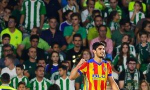 TOP góly 8. kola La Ligy: Szymanowského sólo akce, dělové rány Guedese i Pereiry