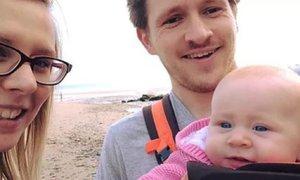 Mladý Angličan popsal, jak se cítí otec na rodičovské