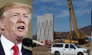 Reportér Blesk.cz v USA: takhle vznikají prototypy Trumpovy zdi pro hranice s Mexikem
