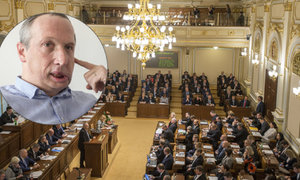 Klaus mladší nováčkem ve Sněmovně: Poprvé za 48 let mě bude živit stát