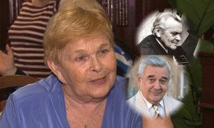 Spisovatelka Ivanka Devátá (82): Nejen žena Vinkláře! Dcera známého skladatele!