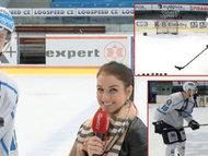 Hvězda Plzně Kubalík si vyzkoušel NHL triky