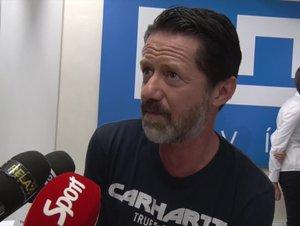 Langmajer o roli v hokejovém seriálu Lajna: Inspiroval bych se koučem Hlinkou