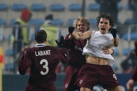 Marek Kincl vzpomíná, jak se Spartou vyřadil Lazio a zařídil postup ze skupiny Ligy mistrů