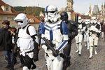 Oslavy Dne Star Wars 3. května 2015 v Praze