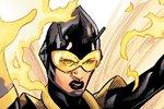 Wasp jak ji známe z komiksů