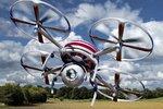 Podívali jsme se na ty nejzajímavější létající drony, které byly představeny na výstavě CES 2017