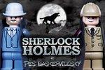 Český LEGO příběh s Sherlockem Holmesem namluvil Jiří Lábus