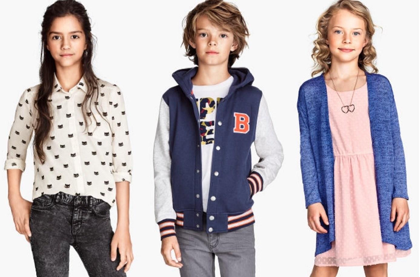 Zpátky do školy: Oblečte děti stylově a prakticky!