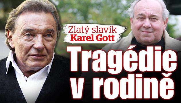 Karel Gott: Tragédie v rodině