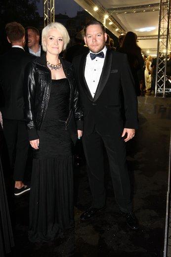 Matěj Ruppert s ženou Terezou: Manželské gala v krizi disharmonie