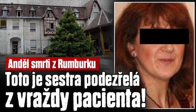 Toto je sestra podezřelá z vraždy pacienta!