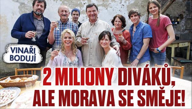 Vinaři bodují, ale Morava se směje! Proč?