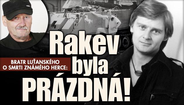 Bratr herce Luťanského: Rakev byla prázdná!
