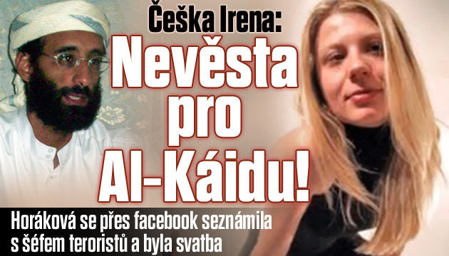 Irena si vzala si vzala šéfa Al-Káidy