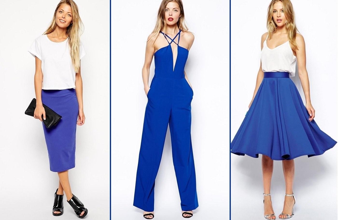 Trendy barvy podzimu: Královsky modrá je symbolem elegance!