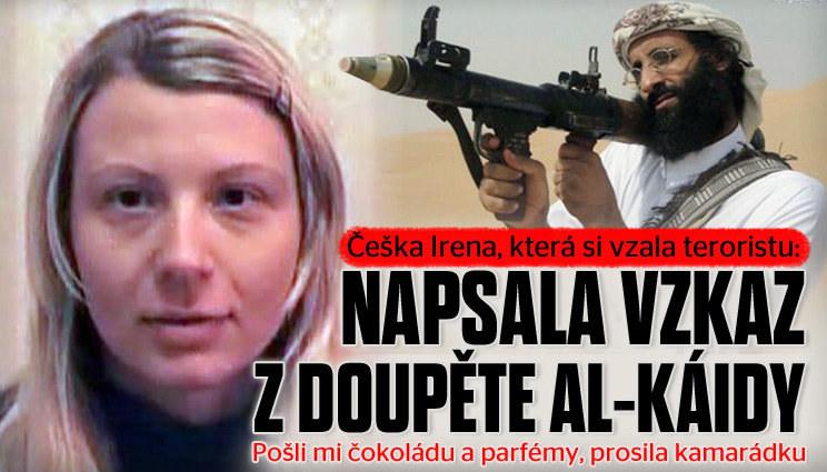 Češka poslala vzkaz z doupěte Al-Káidy