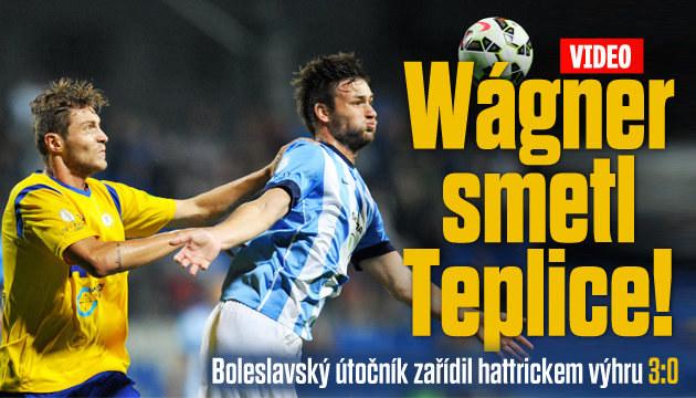 Teplice prohrály poprvé v letošním ročníku Synot ligy