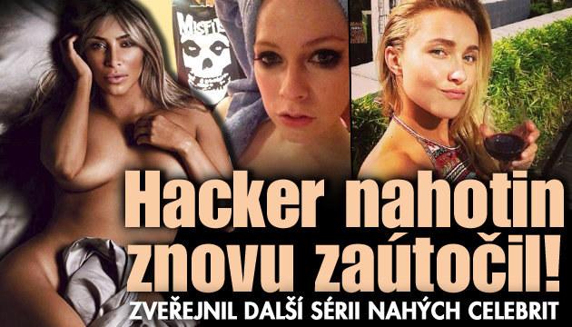 Hacker nahotin znovu zaútočil