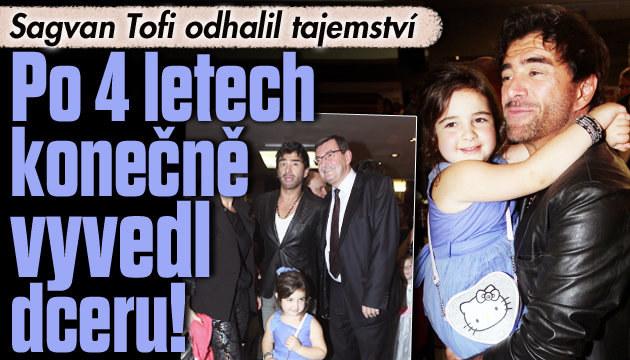 Sagvan Tofi po 4 letech konečně vyvedl dceru!