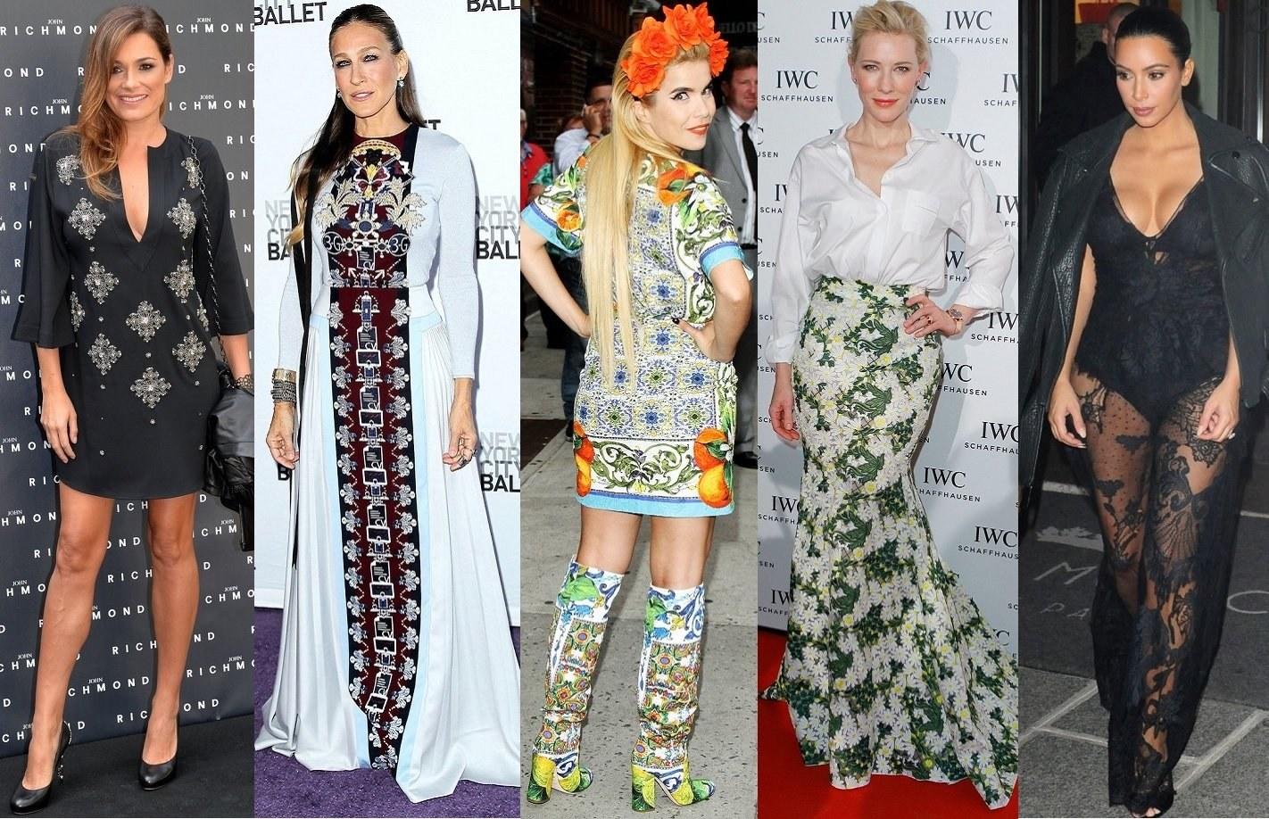Nejkrásnější i nejstrašlivější outfity uplynulého týdne!