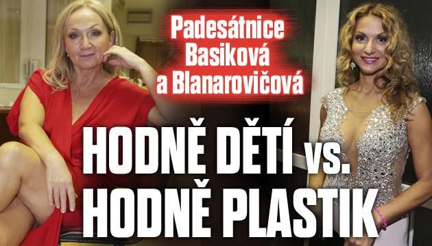 Blanarovičová a Basiková: Stejně staré, ale tak jiné