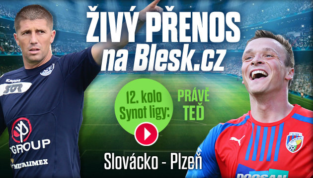 Oslabené Slovácko hostí lídra tabulky