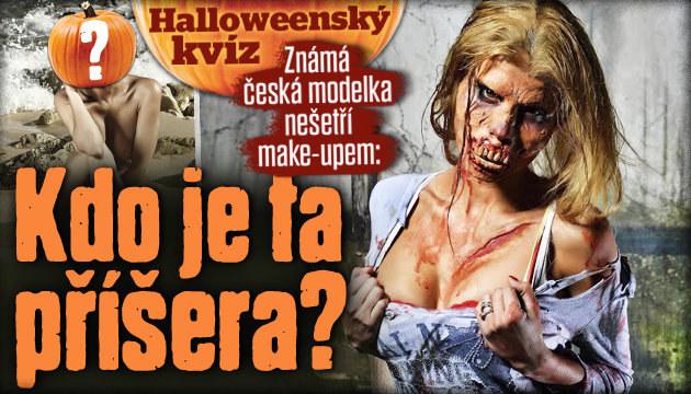 Halloweenský kvíz: Kdo je ta příšera?
