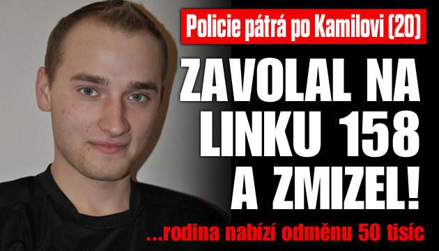 Policie pátrá po Kamilovi (20)
