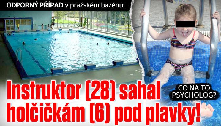 Případ instruktora plavání očima psychologa