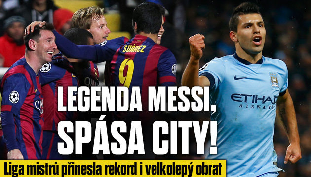 City vybojovali naději, Chelsea v LM kralovala