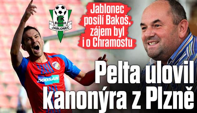 Pelta ulovil další velké jméno pro Jablonec!