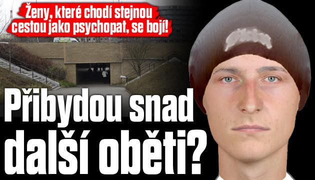 Ženy se bojí po útoku pražského násilníka