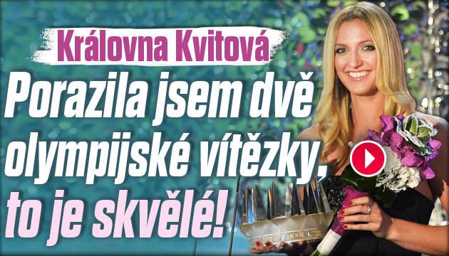Petra Kvitová předčila Samkovou i Sáblíkovou