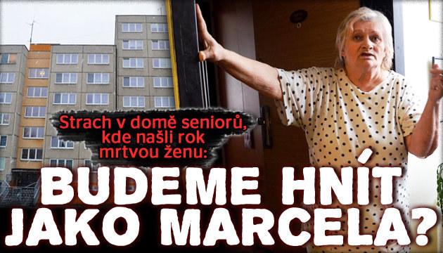 Domem seniorů se šíří strach