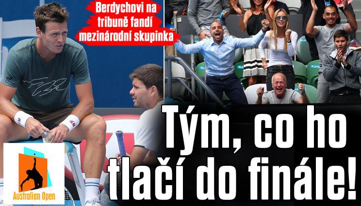 """Kdo je součástí Berdychova """"gangu""""?"""