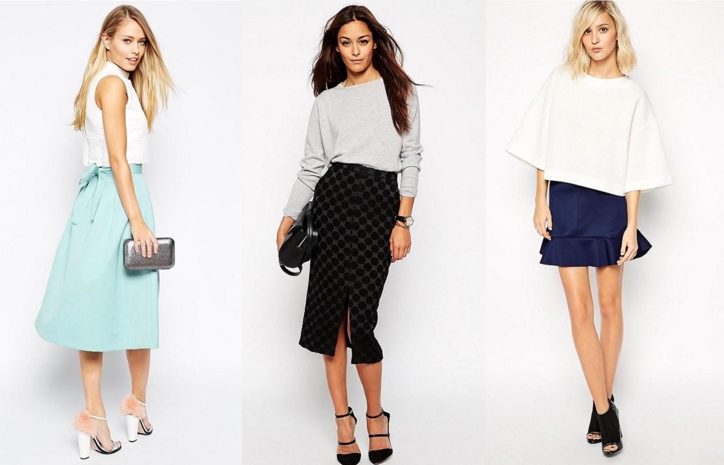 Trendy sukně na jaro: Mini hlásí velký návrat, střední délka zůstává na výsluní!