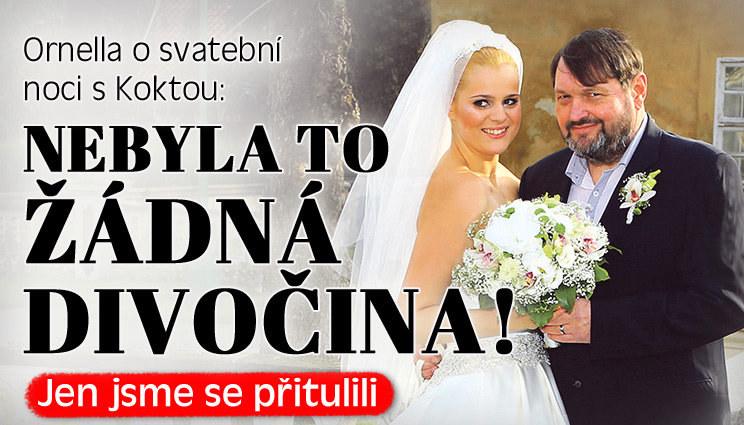 Ornella promluvila o svatební noci