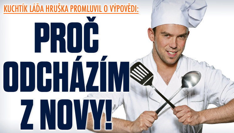 Láďa Hruška o své výpovědi na Nově