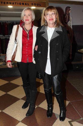 Jana Šulcová s dcerou Rozálií: Šarm netkví ve věku, ale v charismatu